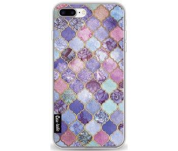 Purple Moroccan Tiles - Apple iPhone 8 Plus