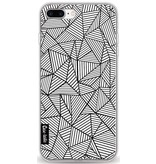 Casetastic Softcover Apple iPhone 8 Plus - Abstraction Lines