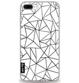 Casetastic Softcover Apple iPhone 8 Plus - Abstraction Outline