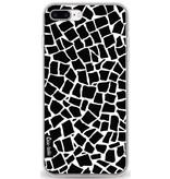 Casetastic Softcover Apple iPhone 8 Plus - British Mosaic Black