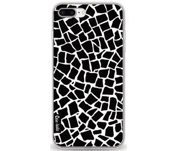 British Mosaic Black - Apple iPhone 8 Plus
