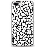 Casetastic Softcover Apple iPhone 8 Plus - British Mosaic White