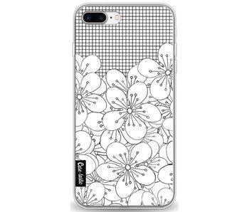 Cherry Blossom Grid - Apple iPhone 8 Plus