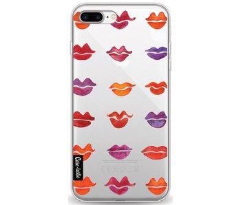 Watercolor Kisses - Apple iPhone 8 Plus