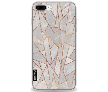 Shattered Concrete - Apple iPhone 8 Plus