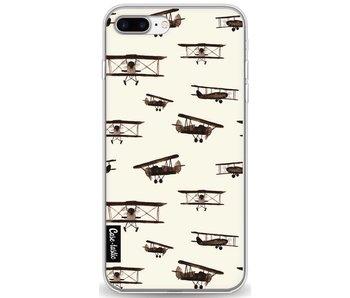 Retro Airplanes - Apple iPhone 8 Plus