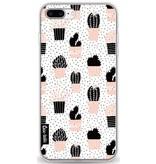Casetastic Softcover Apple iPhone 8 Plus - Cactus Print