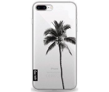 Palm Tree Transparent - Apple iPhone 8 Plus