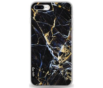Black Gold Marble - Apple iPhone 8 Plus