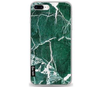 Dark Green Marble - Apple iPhone 8 Plus