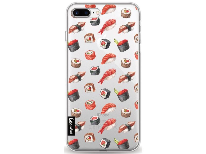 Casetastic Softcover Apple iPhone 8 Plus - All The Sushi