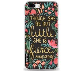 Little Fierce Charcoal - Apple iPhone 8 Plus