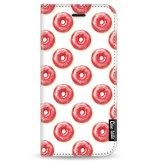 Casetastic Wallet Case White Apple iPhone 7/8 - All The Donuts