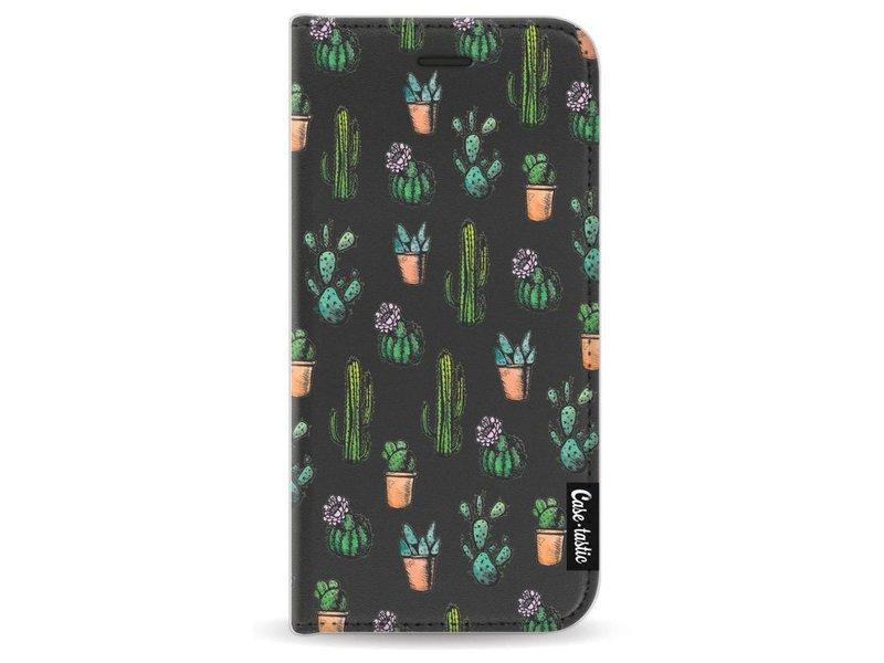 Casetastic Wallet Case Black Apple iPhone 7/8 - Cactus Dream