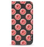 Casetastic Wallet Case Black Apple iPhone 7/8 - All The Donuts