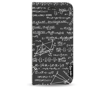 You Do The Math - Wallet Case Black Apple iPhone 7