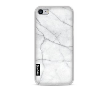 White Marble - Apple iPhone 8