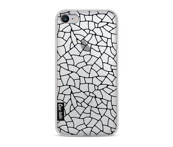 Transparent Mosaic - Apple iPhone 8