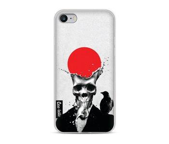 Splash Skull - Apple iPhone 8