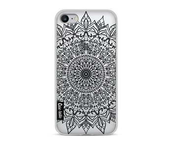 Black Mandala - Apple iPhone 8