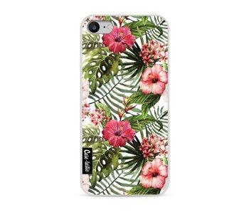 Tropical Flowers - Apple iPhone 8