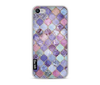 Purple Moroccan Tiles - Apple iPhone 8