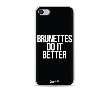 Brunettes Do It Better - Apple iPhone 8