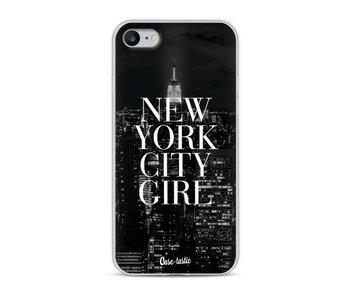 New York City Girl - Apple iPhone 8