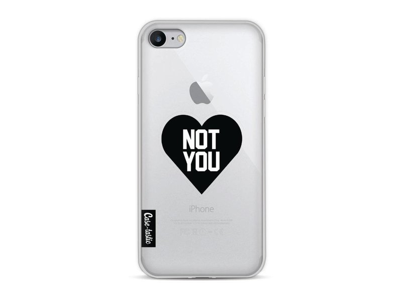Casetastic Softcover Apple iPhone 8 - Not You