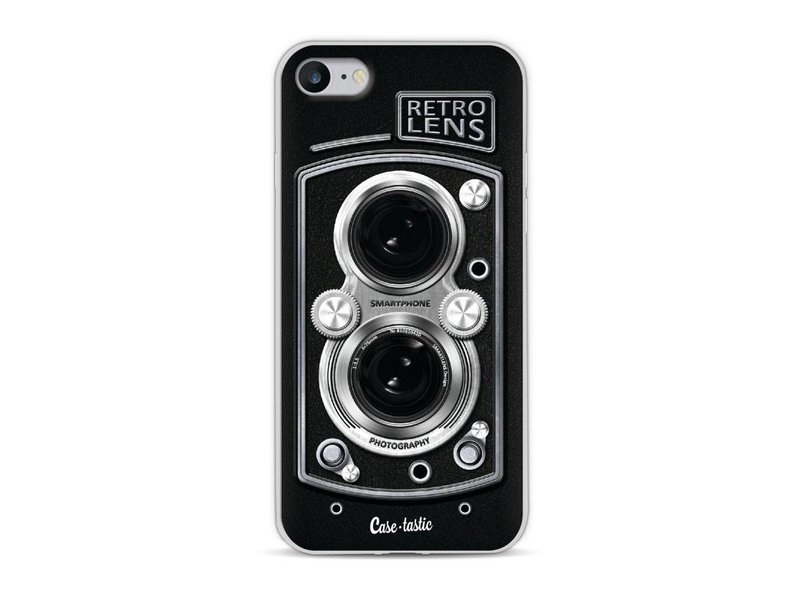 Casetastic Softcover Apple iPhone 8 - Camera Retro Lens