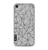 Casetastic Softcover Apple iPhone 8 - Abstraction Lines