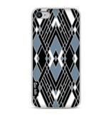Casetastic Softcover Apple iPhone 8 - Art Deco Blue