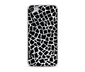 British Mosaic Black - Apple iPhone 8