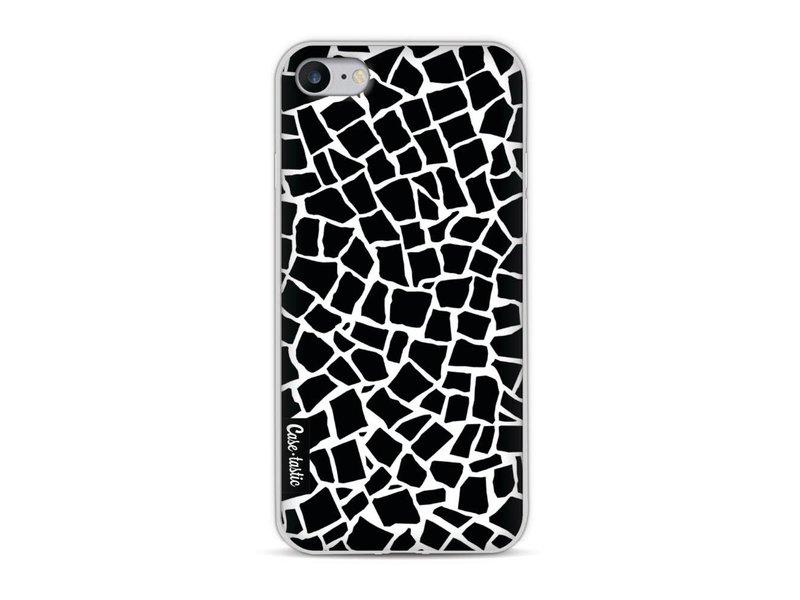 Casetastic Softcover Apple iPhone 8 - British Mosaic Black