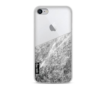 Marble Transparent - Apple iPhone 8