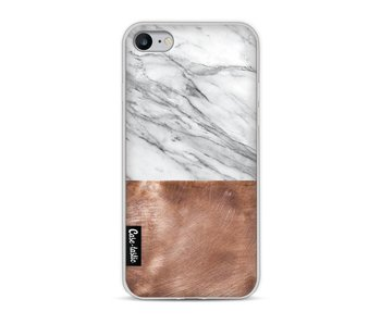 Marble Copper - Apple iPhone 8