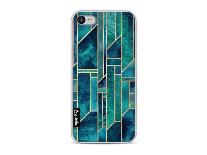 Casetastic Softcover Apple iPhone 8 - Blue Skies