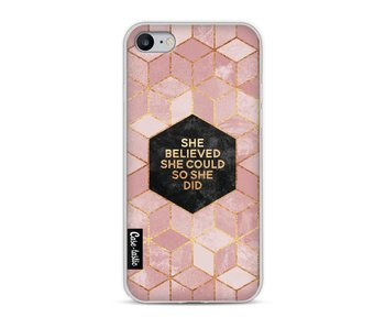 She Believed She Could So She Did - Apple iPhone 8