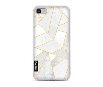 White Stone - Apple iPhone 8