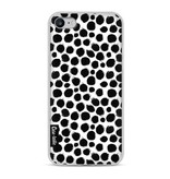 Casetastic Softcover Apple iPhone 8 - Black Dotted