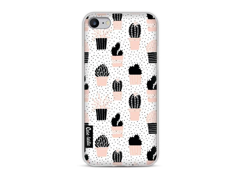 Casetastic Softcover Apple iPhone 8 - Cactus Print
