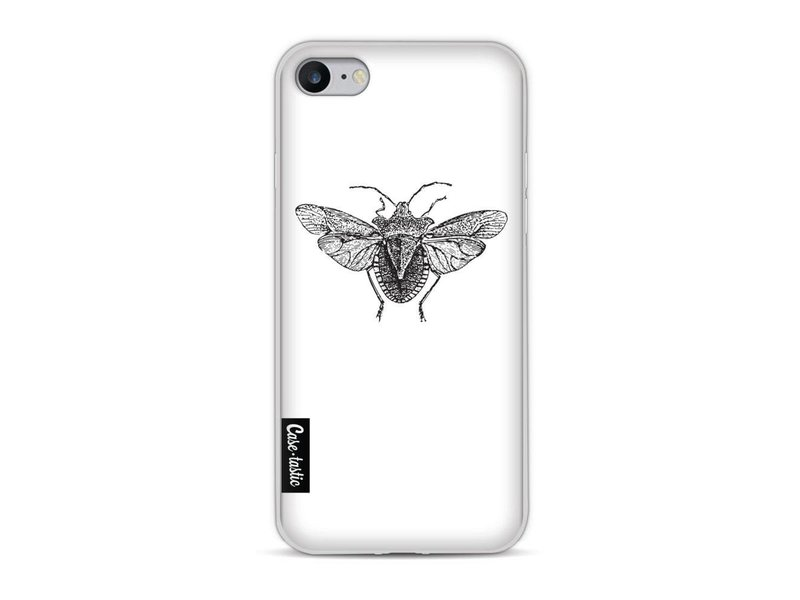 Casetastic Softcover Apple iPhone 8 - The Drawn Moth