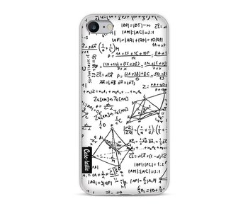 You Do The Math White - Apple iPhone 8