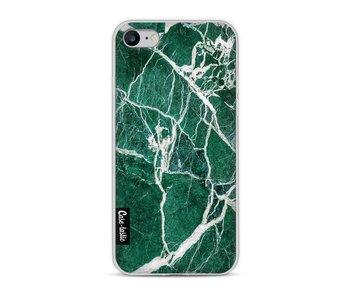 Dark Green Marble - Apple iPhone 8