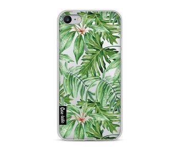 Transparent Leaves - Apple iPhone 8