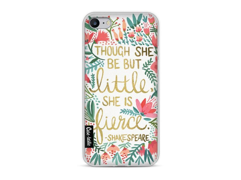Casetastic Softcover Apple iPhone 8 - Little Fierce White