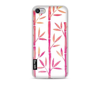 Pink Bamboo Pattern - Apple iPhone 8