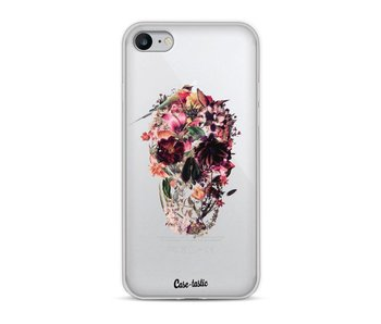 Transparent Skull - Apple iPhone 8