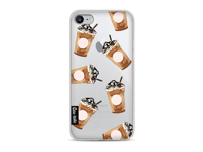 Casetastic Softcover Apple iPhone 8 - Coffee To Go