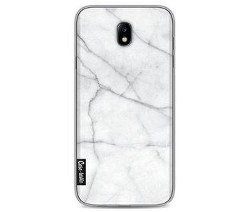 White Marble - Samsung Galaxy J7 (2017)